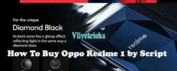 Trick to AutoBuy Oppo Realme 1 by Script (Open Amazon Sale)