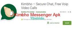 Patanjali Kimbho Messenger Apk Free Download | Latest