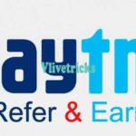 Loot ! Paytm Refer & Earn Rs.50 Cash/Referral on their 1st Recharge