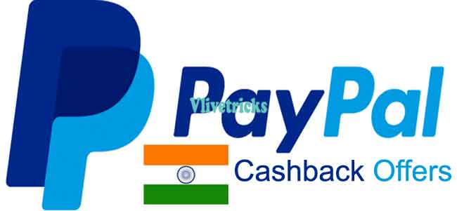 Paypal Free Rs 300 Voucher Cashback