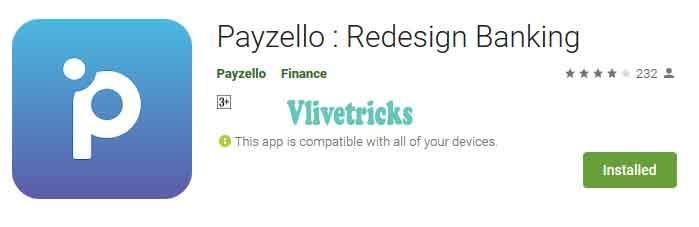 payzello banking app