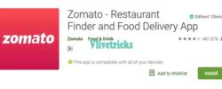 Zomato Free Food Loot-Get Orders in 80% Off by PiggyBank+Coupons
