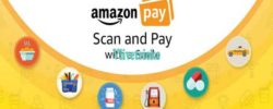 Amazon Scan & Pay Loot Offer -Get 50% Cashback + Rs 1 Product