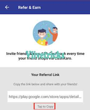 cashkaro-referral-link