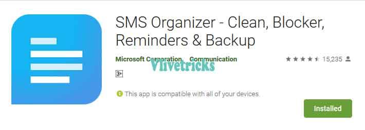 sms-organizer-app