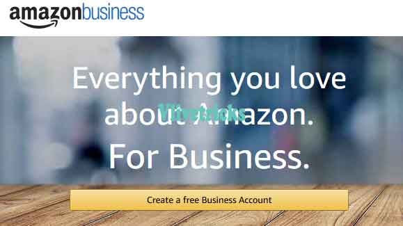open amazon-business- account online yourself