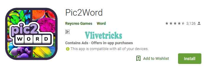 pic2word-app