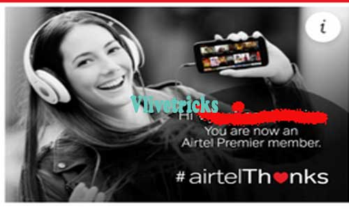 airtel thanks latest offer