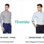 (Loot Deal) Amazon Symbol Brand Shirts from Rs 279 (85% Off)