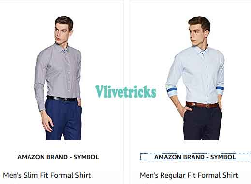 Amazon Branded Men's Shirts Deal