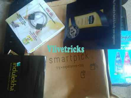 smartpick free sample proof