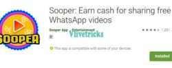 sooper app refer and earn