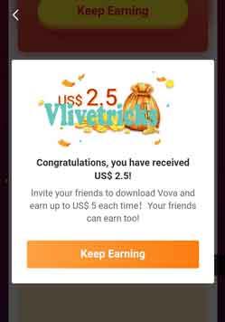 vova-free-wallet-balance