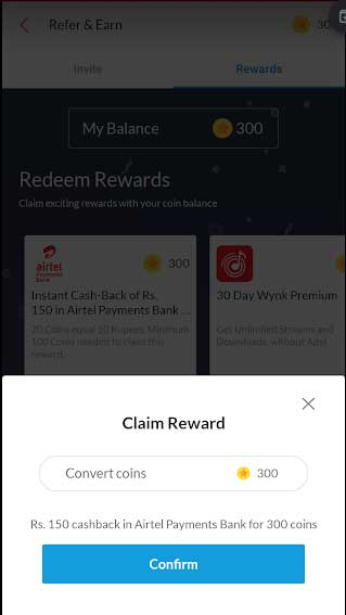 convert coins to bank cash
