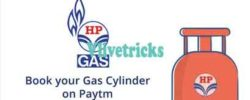 paytm hp gas booking offer