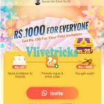Uc Mini :₹350 Referral Code Bonus +Voucher | ₹30/Refer & Earn Unlimited