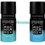 (Loot) Flipkart AXE Recharge Deodorant Pack of 2 at Price of 1