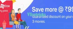 bookmyshow-filmy-pass offer