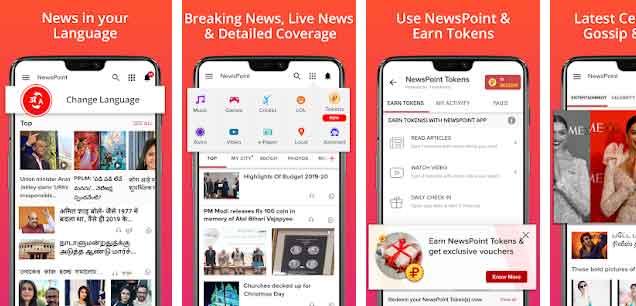 newspoint app