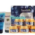 (Pack of 5) Nutriglow Platinum Diamond Facial kit at ₹389 worth ₹2045