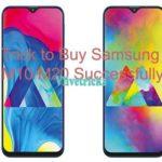 Samsung Galaxy M10/M20 Autobuy Script Trick For Amazon Flash Sale