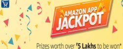 amazon app jackpot contest