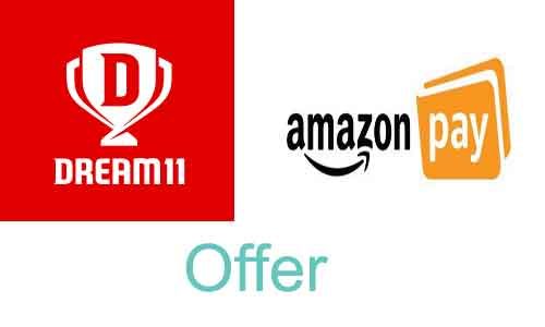 dream11 amazon pay offer