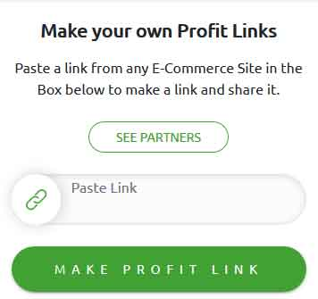 HOW TO EARN MONEY VIA EARNKARO PROFIT LINK: