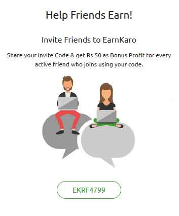 earnkaro-referral-code