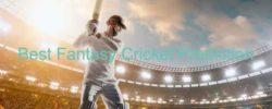 best fantasy cricket prediction