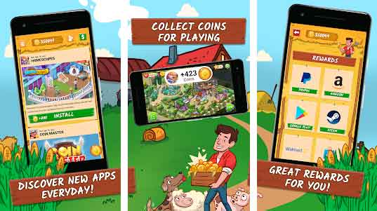 Golden Farmery App