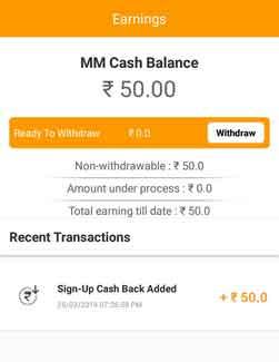 milmila-sign-up-bonus-cash