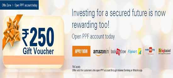 Ppf Account Opening in Icici Bank Online