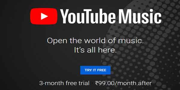 youtube-music-free-trial