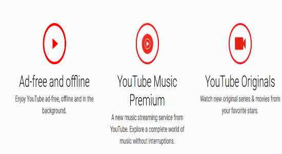 youtube-premium-features