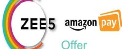 amazon pay zee5 offer
