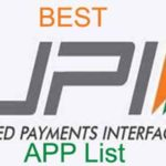 6+ Best UPI App of 2019 For Cashback & Earn Money