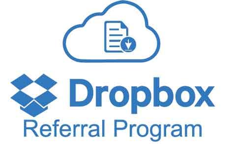 dropbox referral program