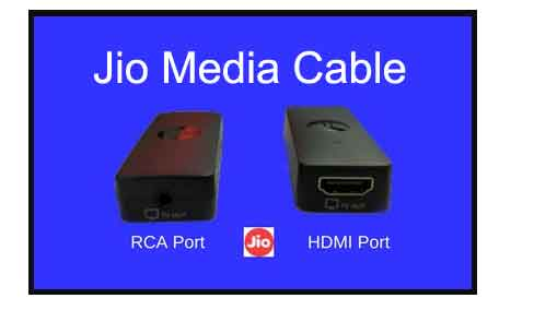 jio media cable price