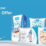 Milkbasket Offer :Recharge & Get Free Milk for 7 Days Worth ₹500