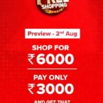 Central Brand Loot :Free Shopping Worth ₹6000 + ₹400 Voucher