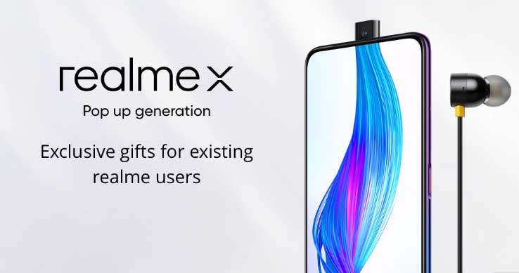 realme imei event offer