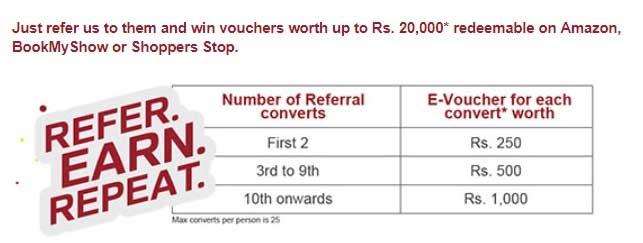 refer earn