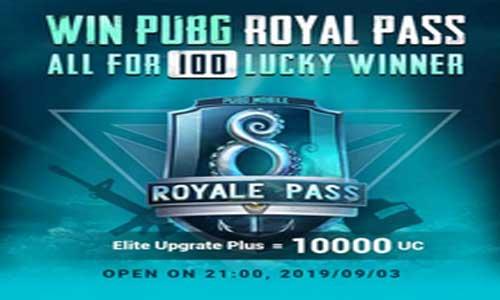 Free Pubg Elite Royale Pass UC