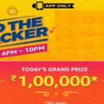 Amazon Find The Cracker Game -Open Box & Win ₹2 Lac (Daily for 4 Days)