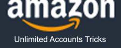 create unlimited amazon accounts
