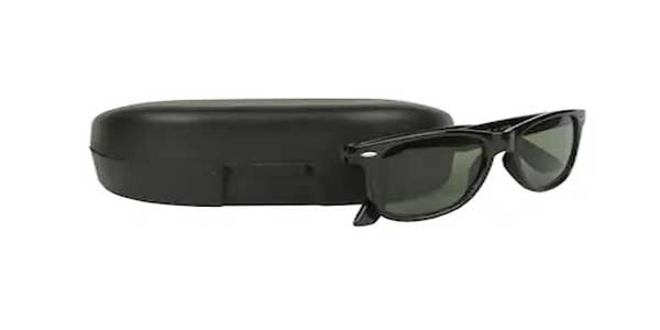 mens black sunglasses