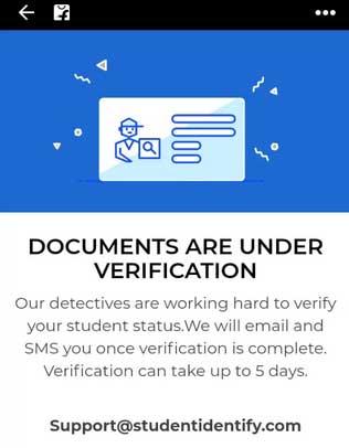 flipkart documents under verification