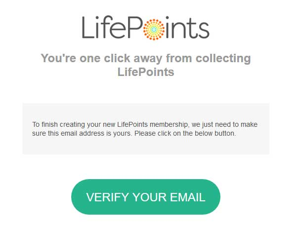 lifepoints account activation verify email