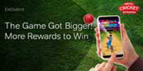 airtel cricket bonanza contest